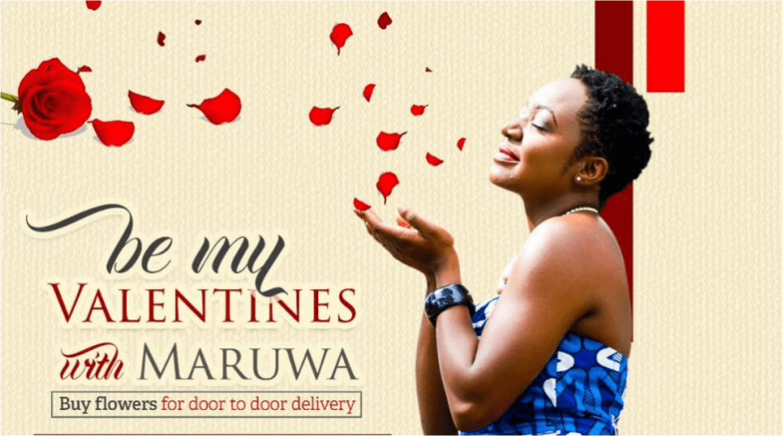 Be My valentine with Tariro NeGitare